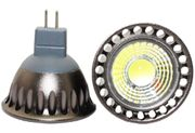 Led GU5.3/MR16 spot 4W COB 2500K