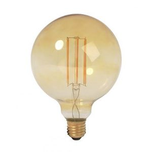LED E27 Filament Retro/Goud 6W - 2400K - 700 Lm - G95