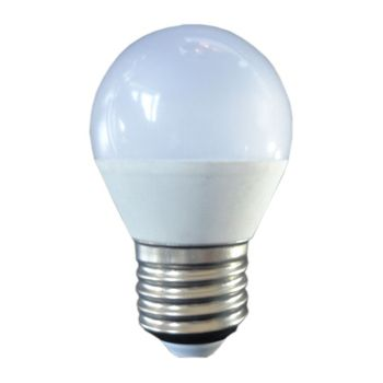 LED E27 10-30V G45 - 3 Watt - 3000K - DImbaar