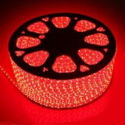 LED Strip 230 Volt - Rood - IP66 - 60xSMD5050/m