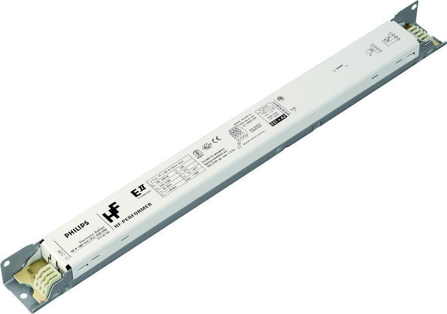 Philips HF-P 1 24-39 TL5 HO II 220-240V for 1x24-39W