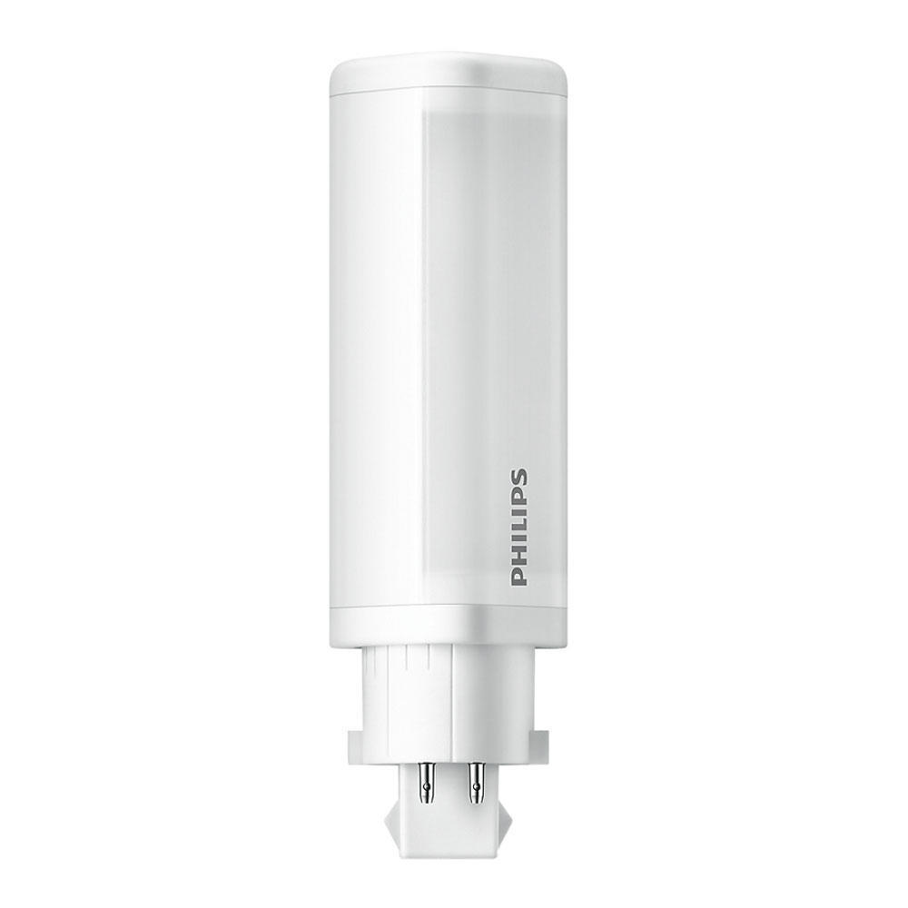 Philips CorePro PL-C LED 4.5W 840 | Koel Wit - 4-Pin - Vervangt 10W & 13W
