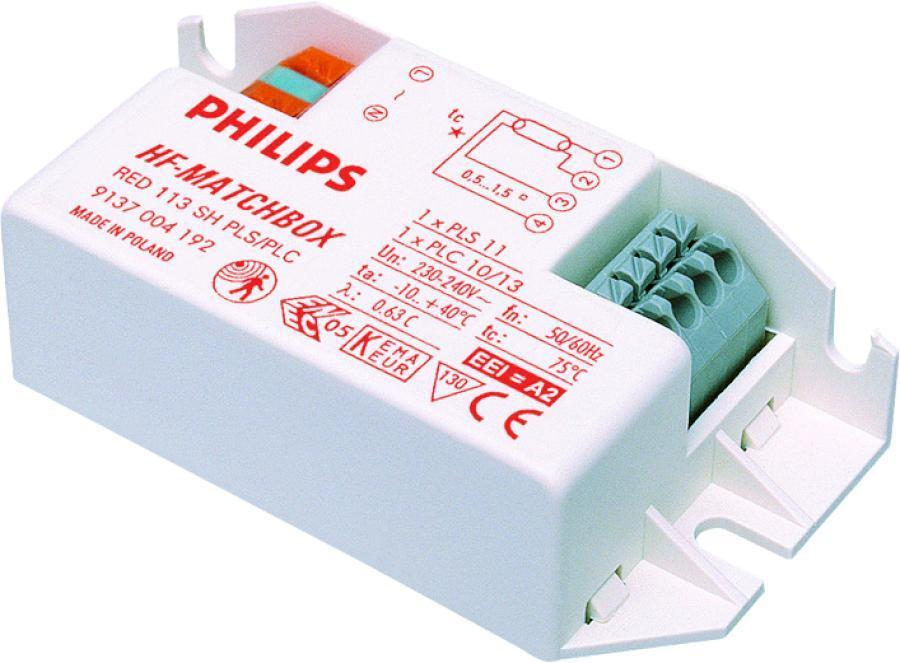 Philips HF-M RED 124 SH TL/TL5/PL-L 230-240V