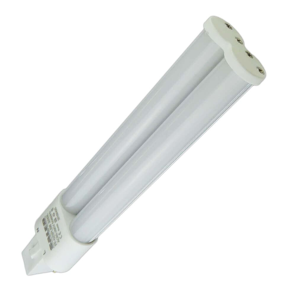 PL-S LED G23 2-pins 6W 830 | Vervangt 11W