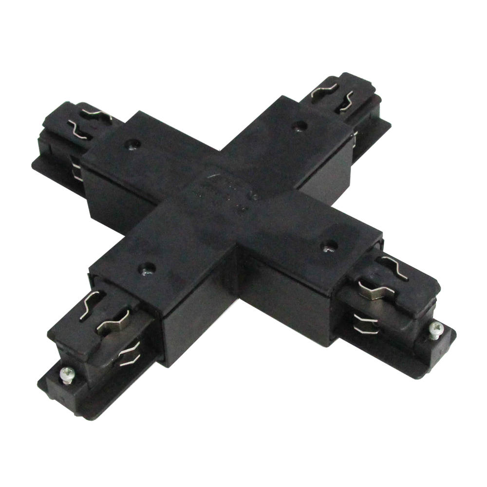 3 phase X-connector V - Black