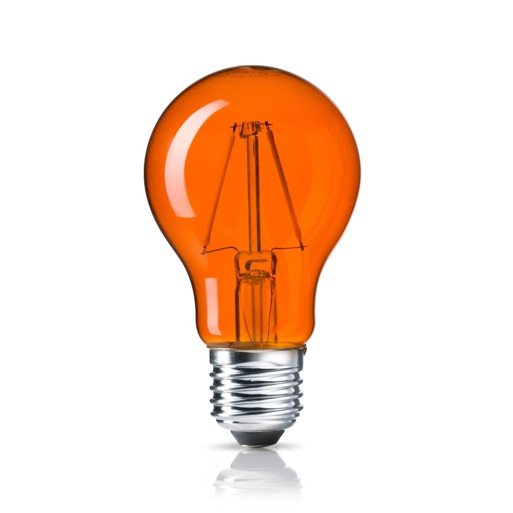 Osram Parathom Classic Color 2-15W E27 Orange