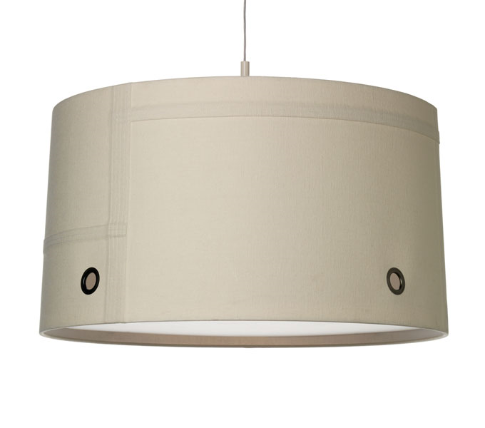 Diesel with Foscarini Fork XL hanglamp-Ivoor