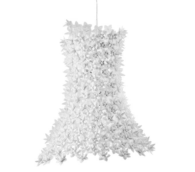 Kartell Bloom hanglamp-Wit
