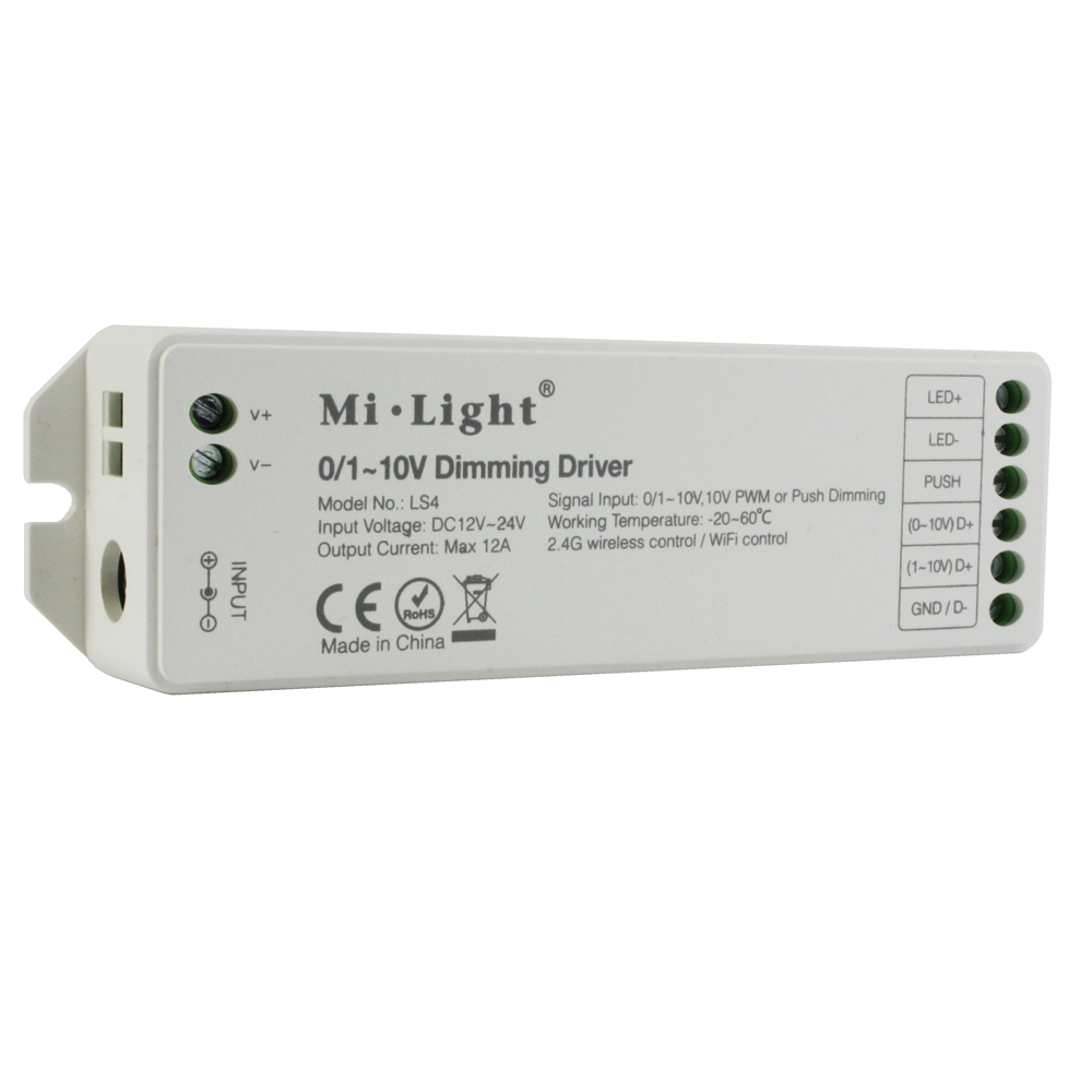 Led strip muurdimmer aansluitmodule