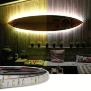 3 meter Dual White Basic led strip voor buiten losse strip