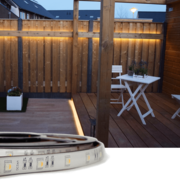 1 meter RGBW Basic led strip voor buiten losse strip