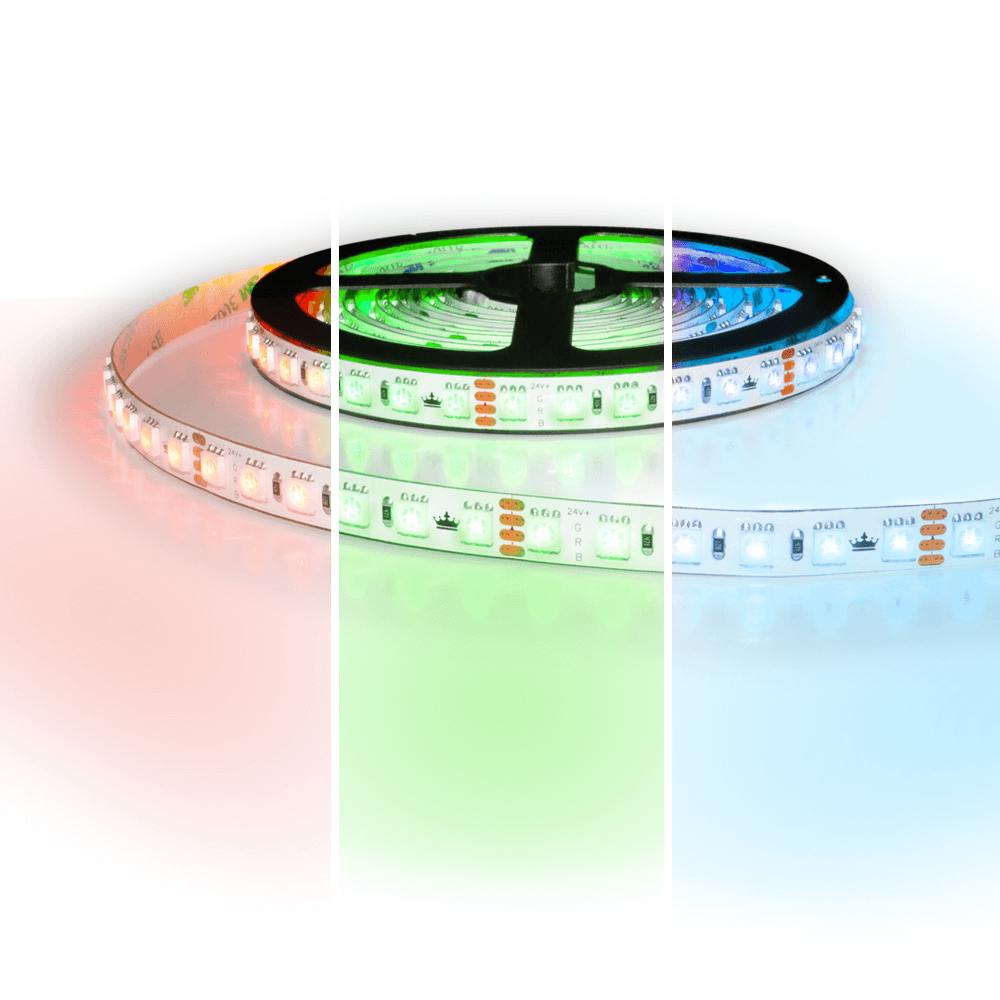 4 meter - 384 LEDS - RGB PRO led strip