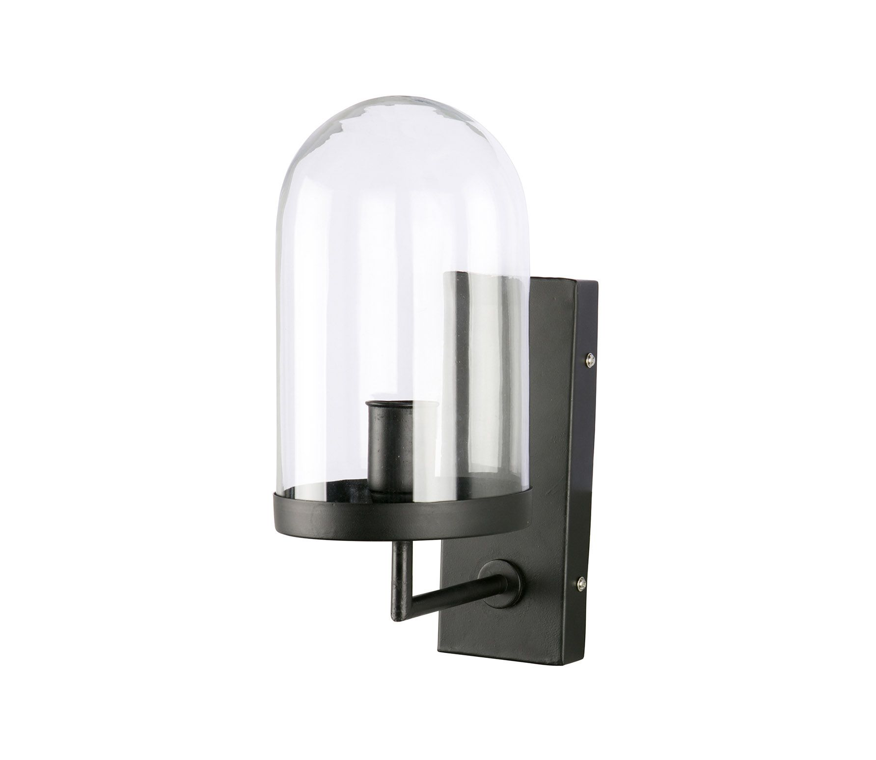 BePureHome Cover up wandlamp - Zwart