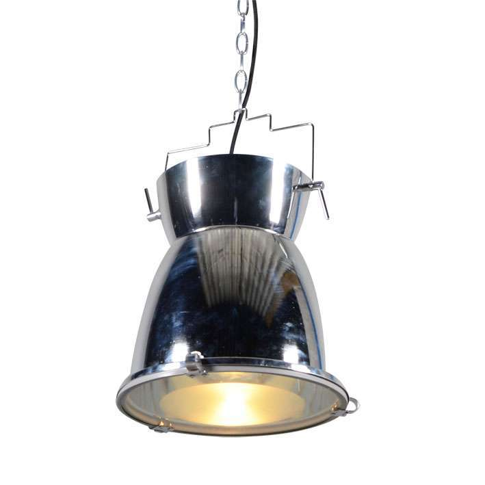 Hanglamp Classic Industry 1 chroom