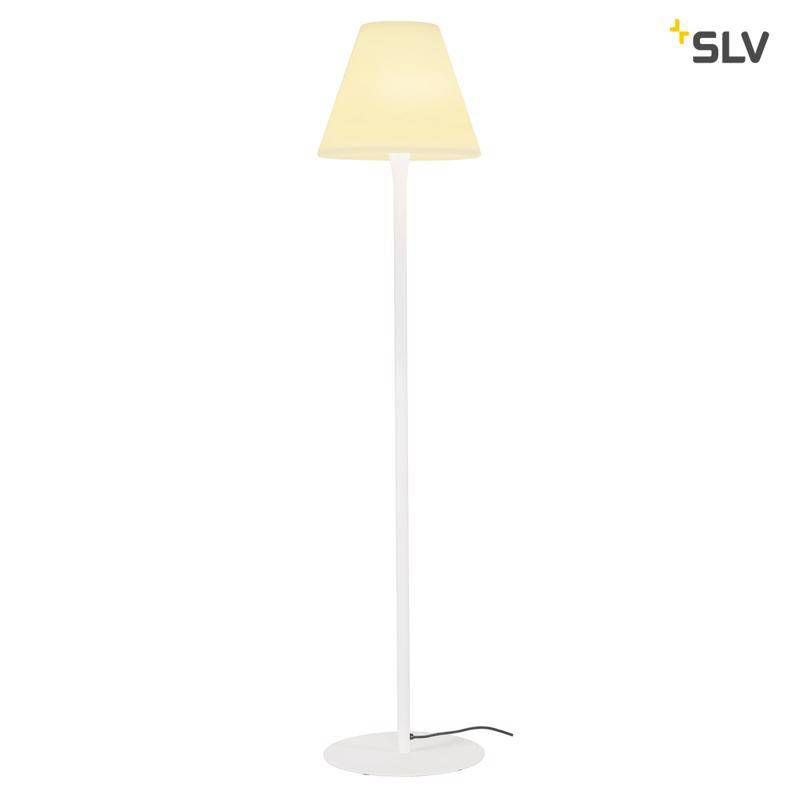 SLV ADEGAN WIT tuinlamp