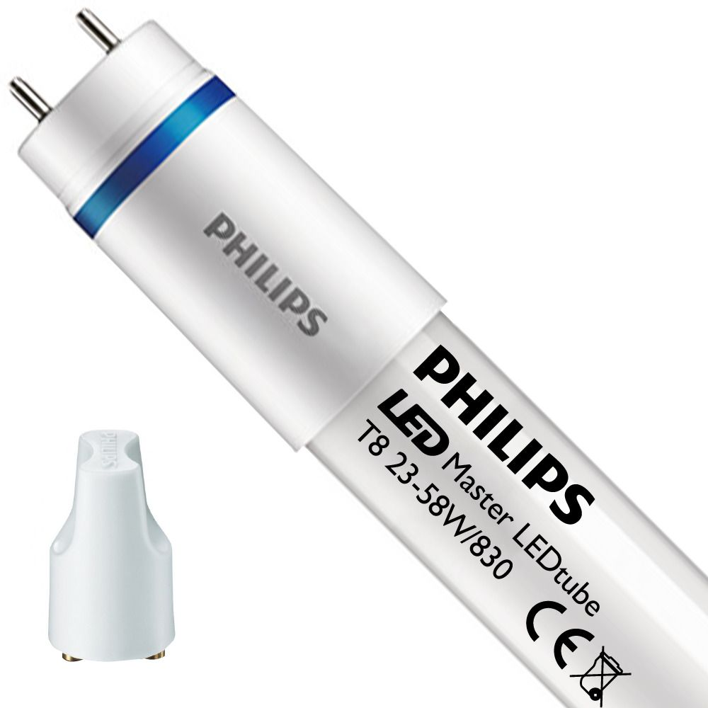Philips LEDtube EM UO 23W 830 150cm (MASTER) | Warm Wit - incl. LED Starter - Vervangt 58W
