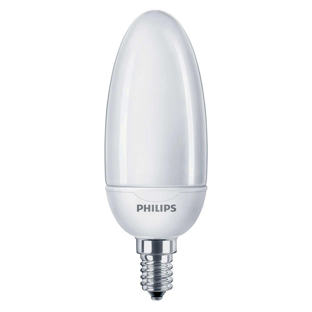 Philips Softone Candle 12W 827 E14 | Zeer Warm Wit