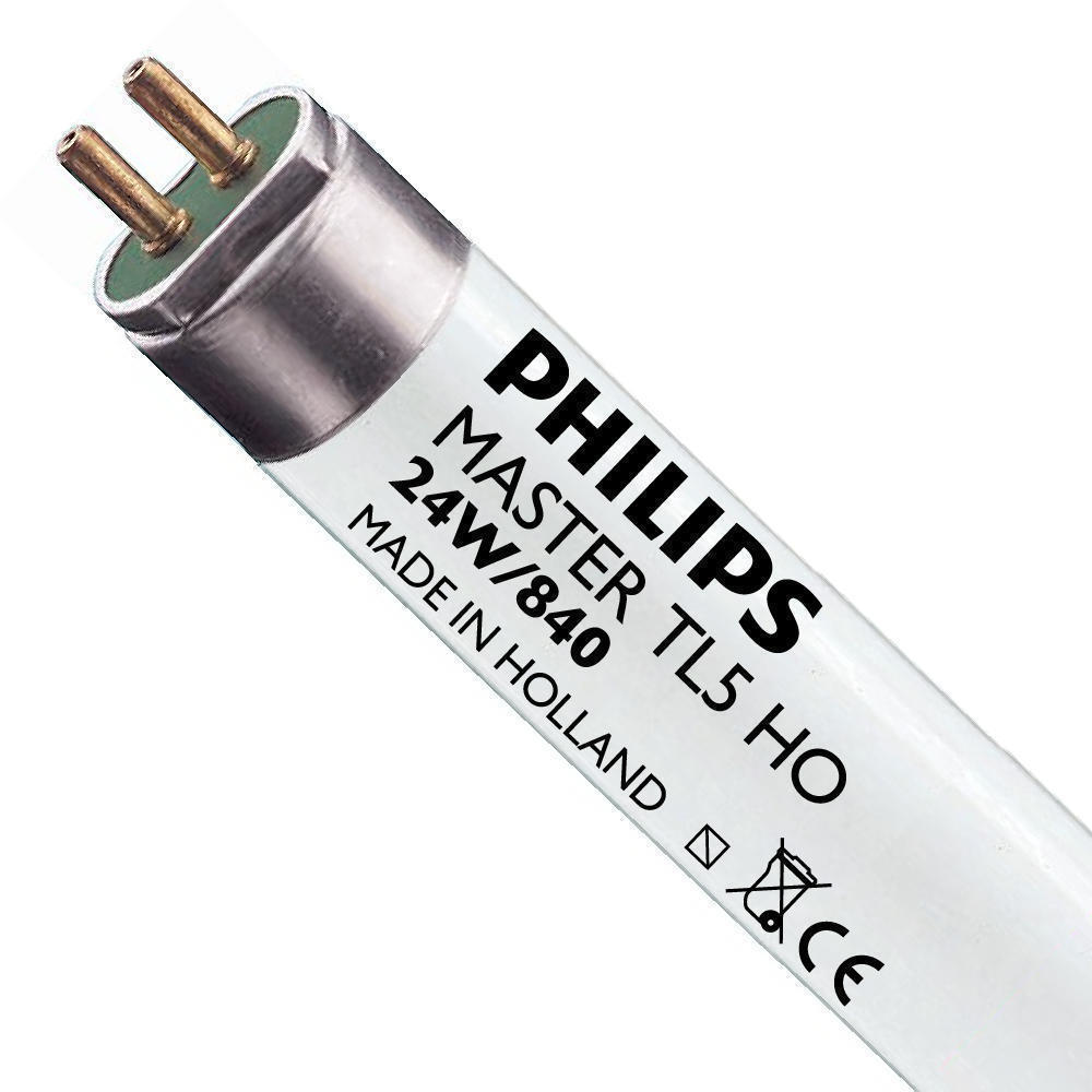 Philips TL5 HO 24W 840 (MASTER) | 55cm - Koel Wit