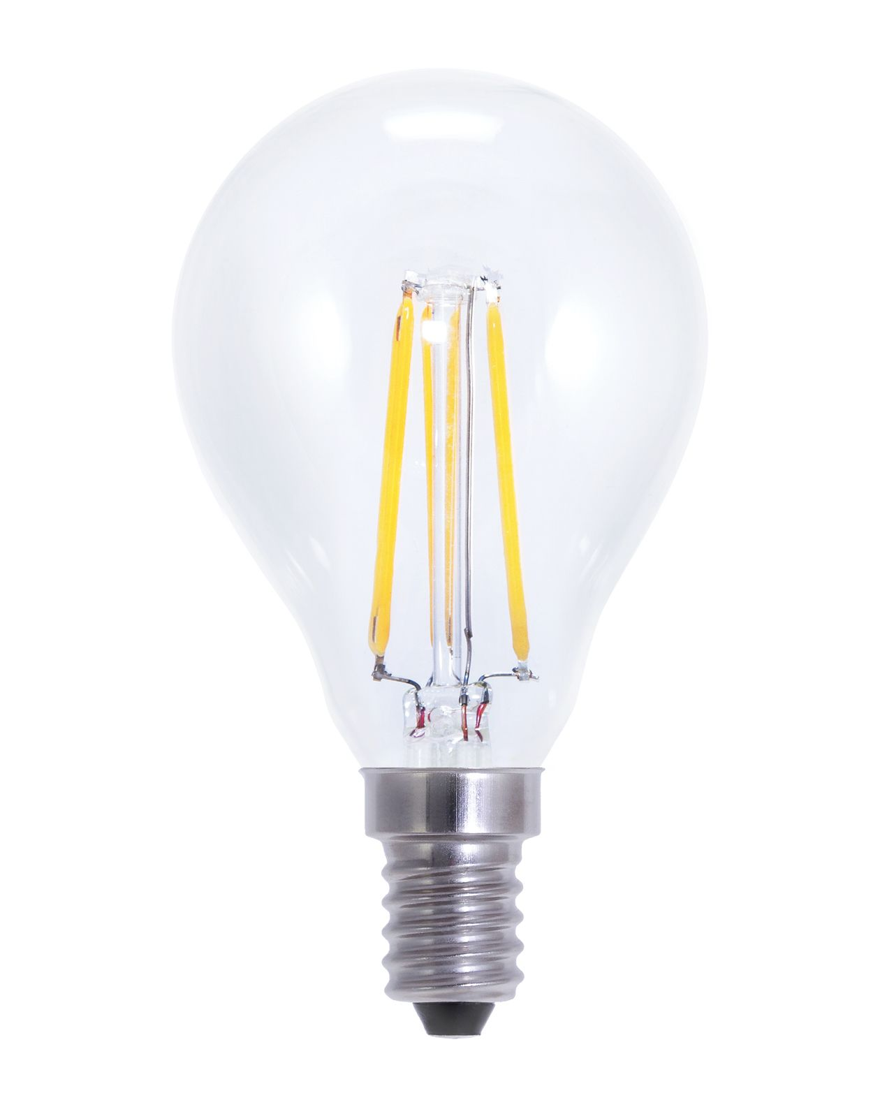 LED lamp 3.5W E14 filament Segula dimbaar 50323