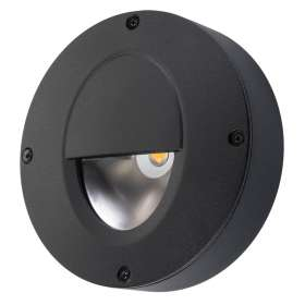 SG lighting LED Callisto zwart 3000K