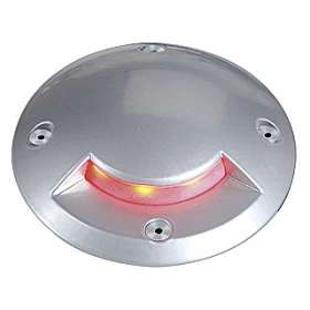 LED Plot rond grondspot met LED warmwit